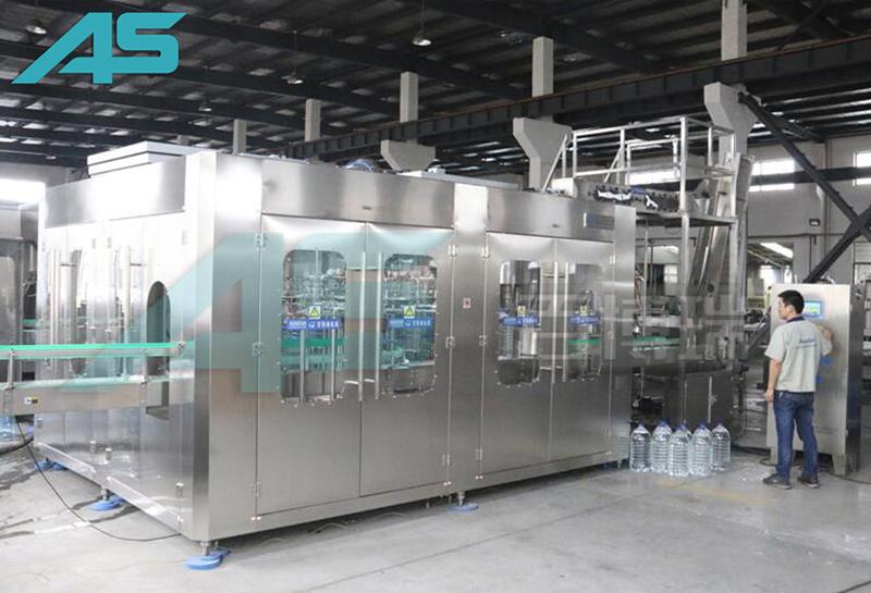 5-10L纯净水灌装机