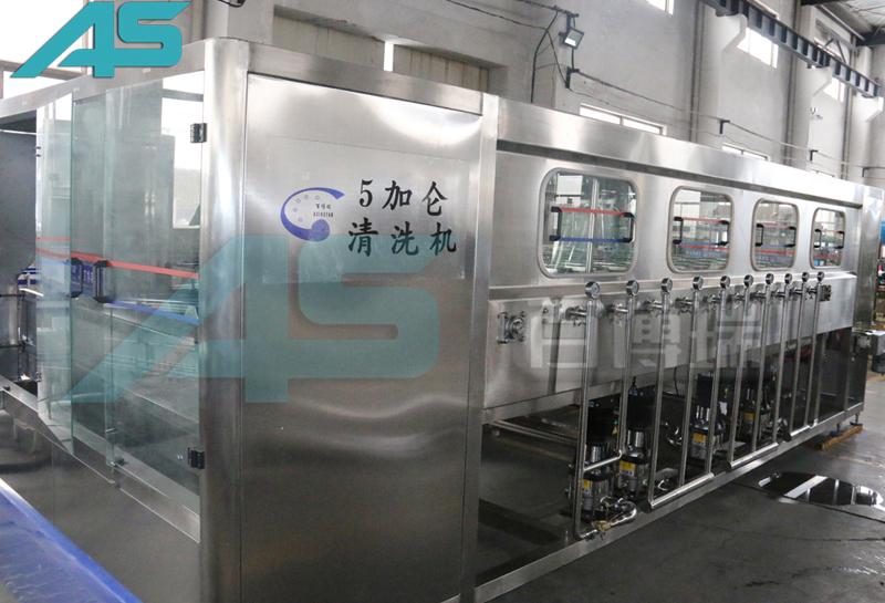 600-800 BPH 桶装水灌装机