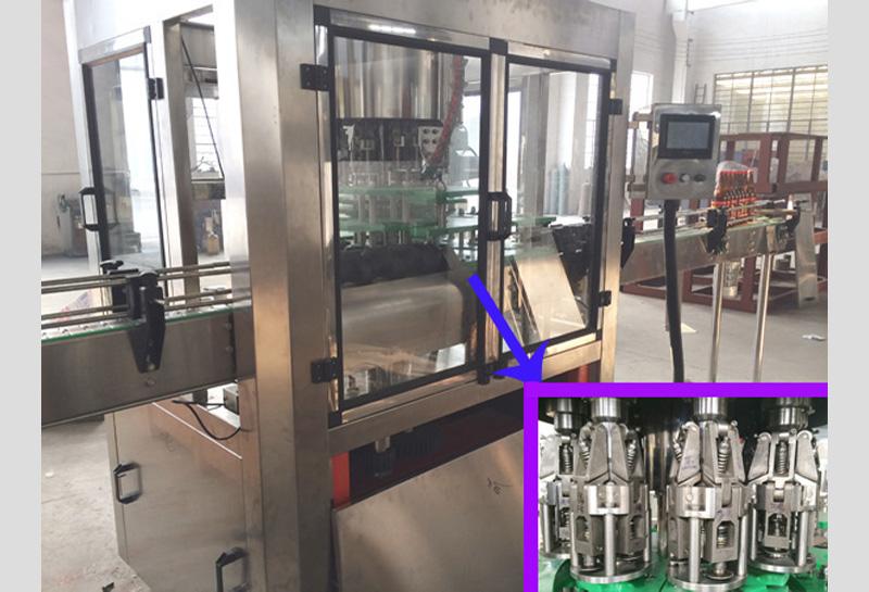 玻璃瓶封口机