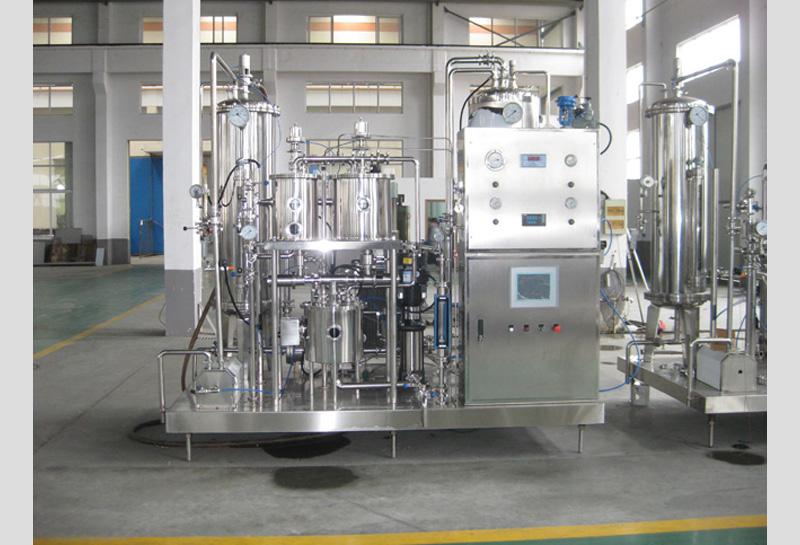 CO2 混合机