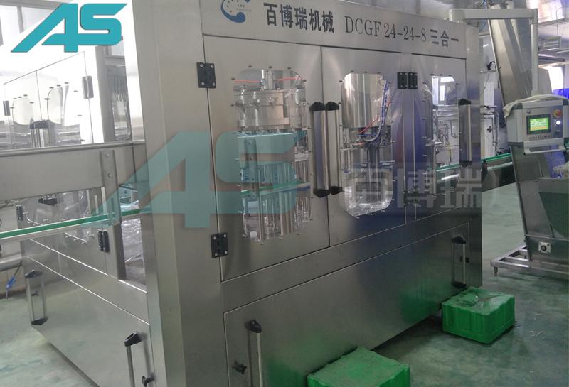 酵素饮料灌装机