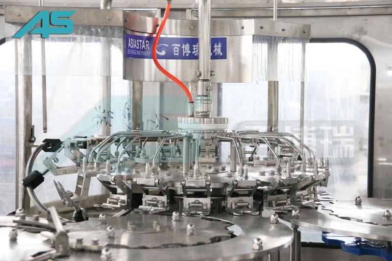 含气饮料灌装机启动前需要做哪些调试