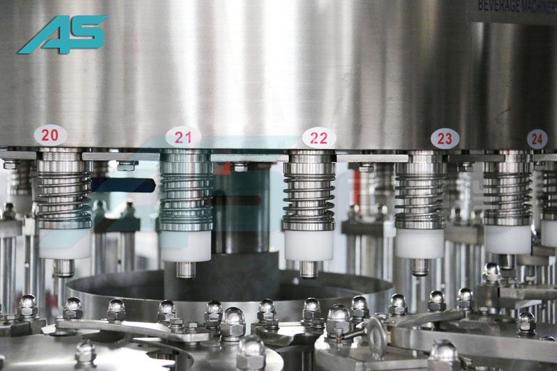 含气饮料灌装机的分类方法有哪几种
