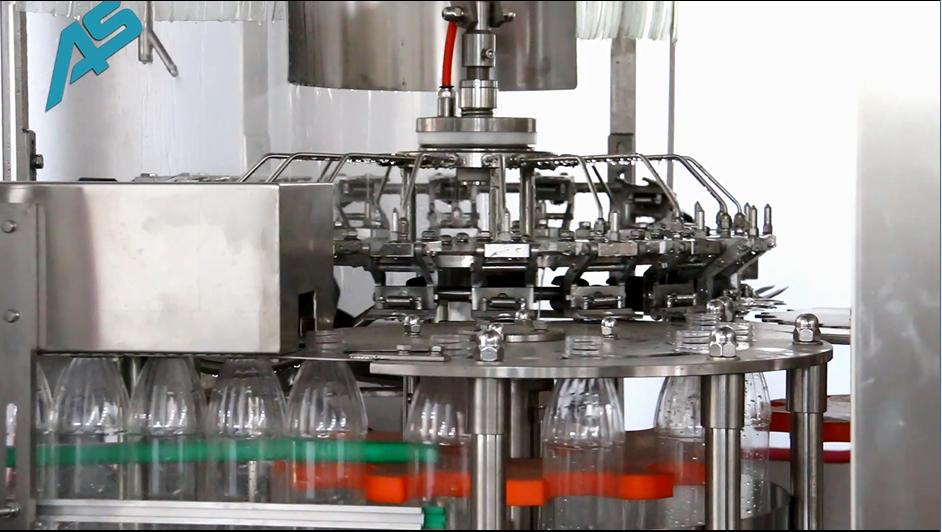 24-24-8小瓶水生产线