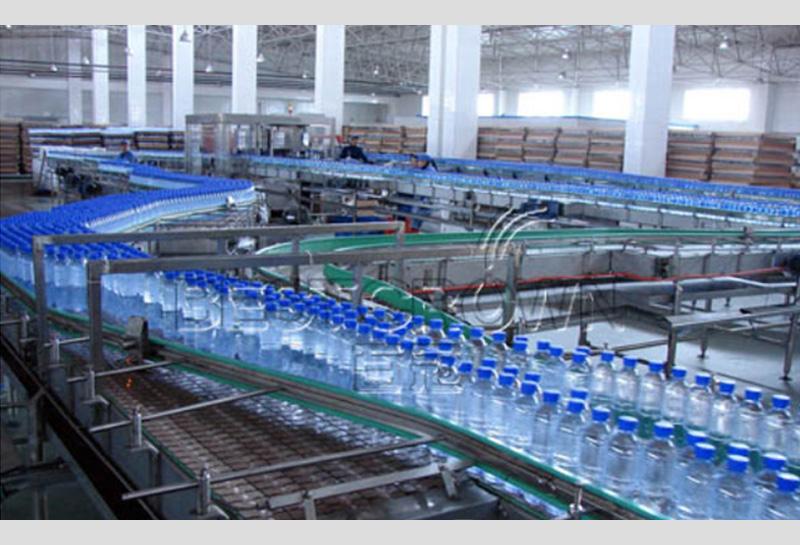 纯净水生产线受欢迎的原因