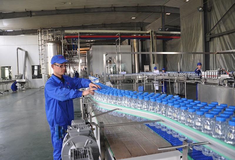 张家港灌装机必须认清目前的发展局势